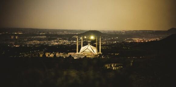 Meczet Króla Fajsala w Islamabadzie