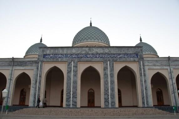 Meczet piątkowy w Taszkencie