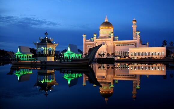 Meczet Sultan Omar Ali Saifuddin