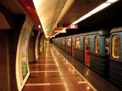 Metro w Budapeszcie