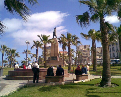 Midan Saad Zaghloul, Aleksandria