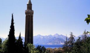 Minaret Yivli