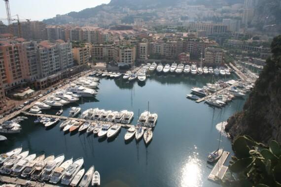 Monako Fontvieille