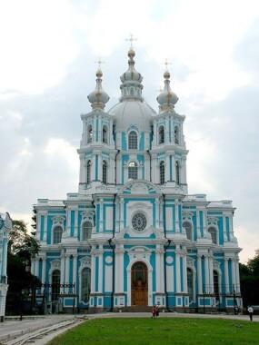 Monaster Smolny