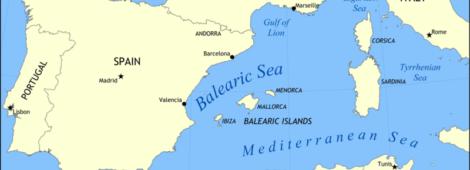 Morze Balearskie