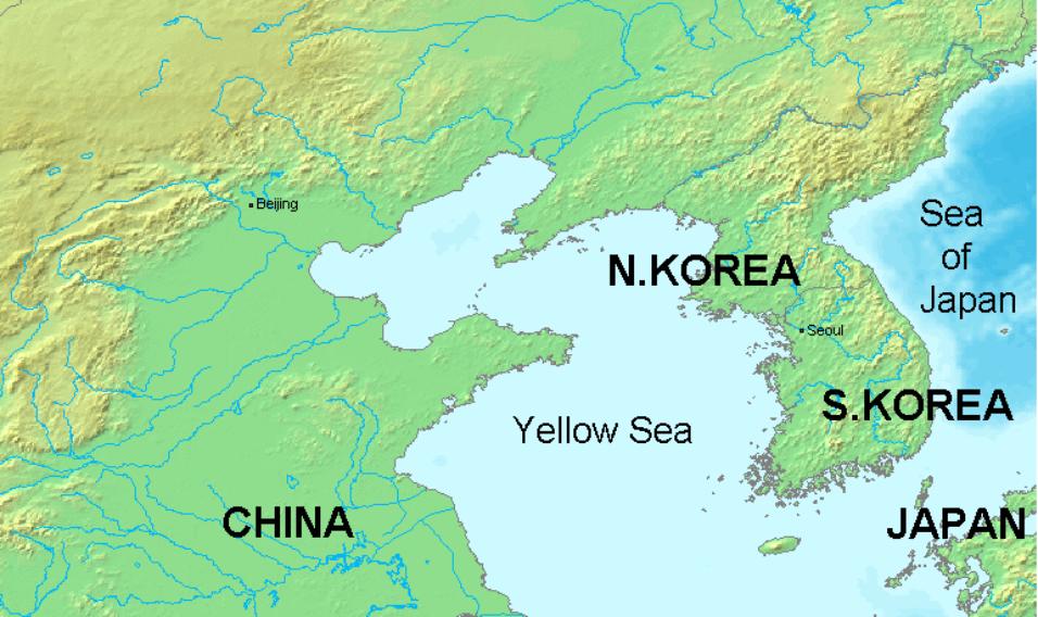 Morze Żółte