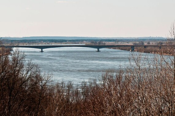 Most pod Grudziądzem