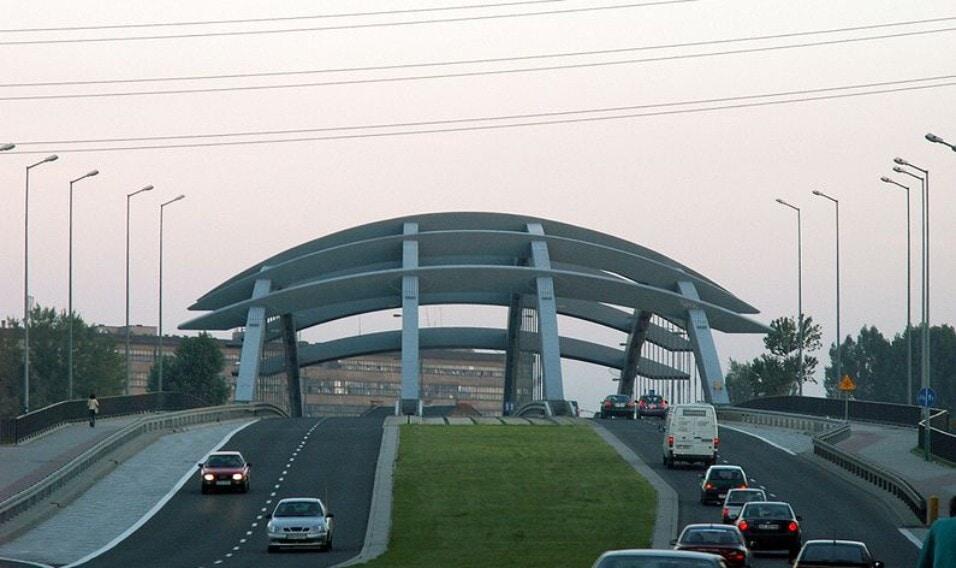 11 najciekawszych mostów na Wiśle