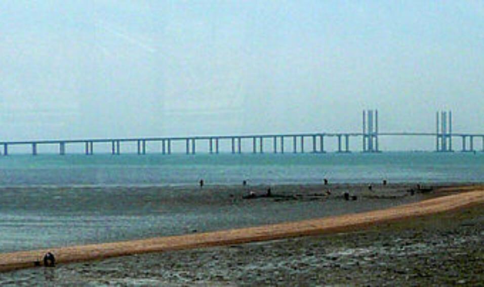 15 najdłuższych mostów na świecie
