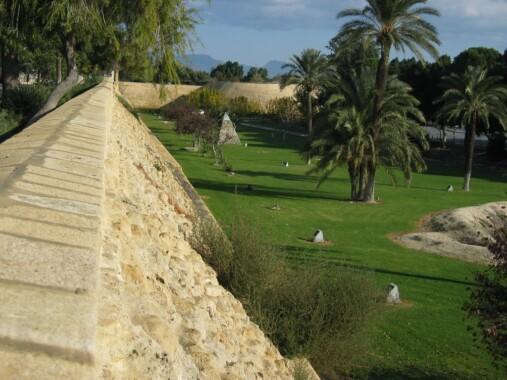 Mury miejskie w Nikozji