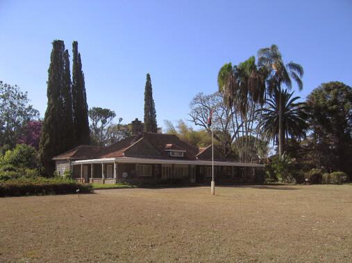 Dom a obecnie Muzeum Karen Blixen w Nairobi
