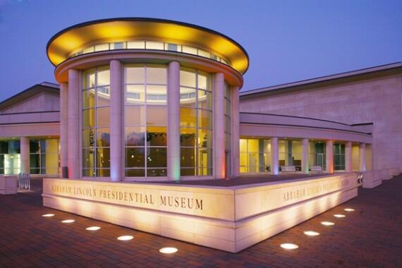 Biblioteka Prezydencka i Muzeum Abrahama Lincolna w Springfield