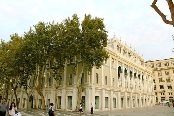 Muzeum Literatury Azerbejdżanu Nizami