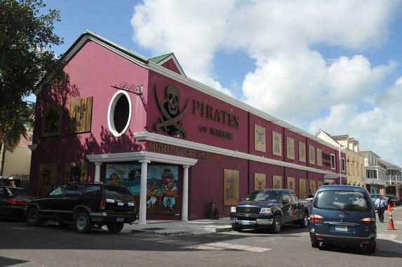 Muzeum Piratów w Nassau