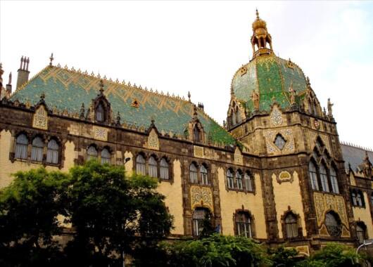 Muzeum Sztuki Stosowanej w Budapeszcie