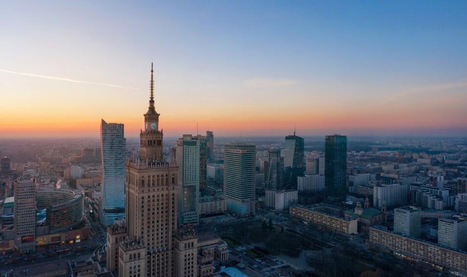 Największe miasta Polski