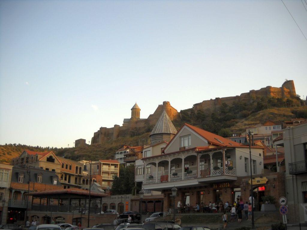 Narikala w Tbilisi