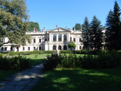 Nowy Pałac w Żywcu