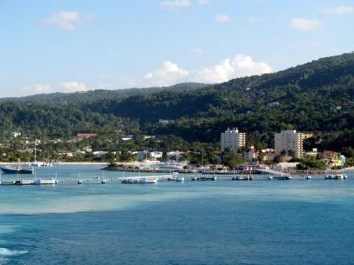 Ocho Rios – Jamajka