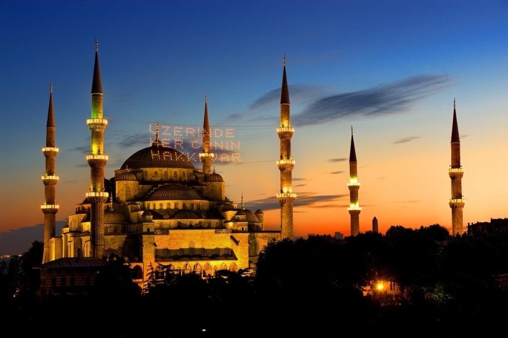 Oferty na wakacje w czasie ramadanu