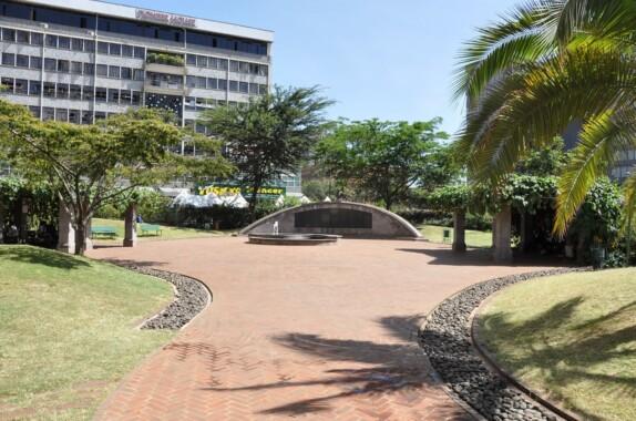 Ogród Pamięci Ambasady Amerykańskiej