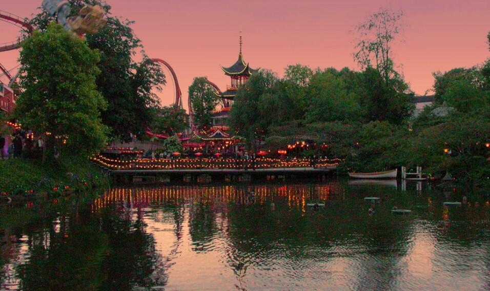 10 najpiękniejszych parków rozrywki w Europie