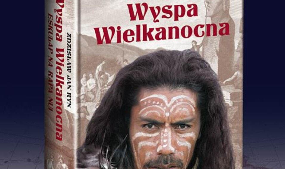 """Promocja książki """"Wyspa Wielkanocna. Eskulap na Rapa Nui"""" prof. Zdzisława J. Ryna"""