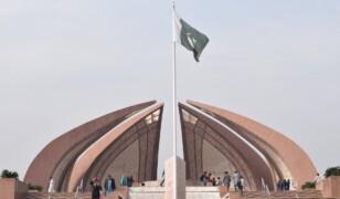 Pakistan Monument w Islamabadzie