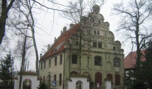 Pałac Biskupi w Kamieniu Pomorskim