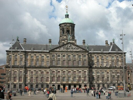Pałac Królewski w Amsterdamie