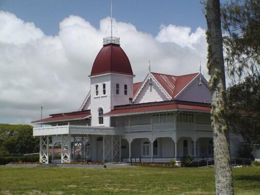 Pałac królewski w Nuku'alofie