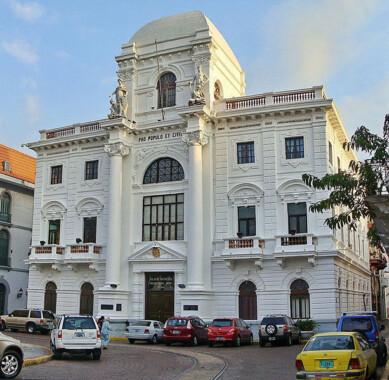 Pałac Miejski w Panamie