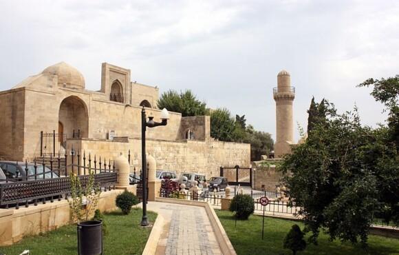 Pałac Szachów Szyrwanu
