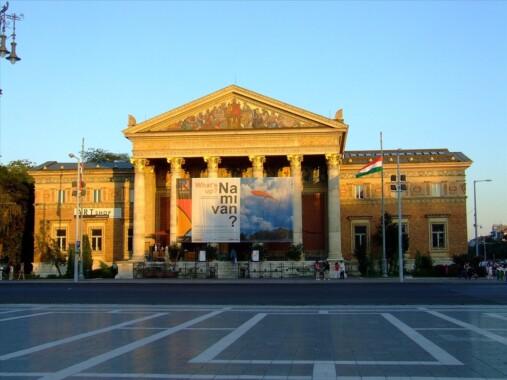 Pałac Sztuki w Budapeszcie