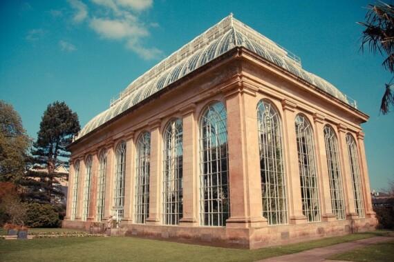 Royal Botanic Garden Edinburgh – Palmiarnia