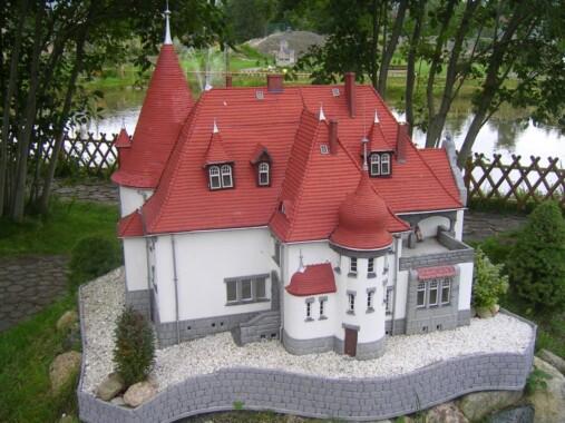 Miniatura willi Gerharda Hauptmana
