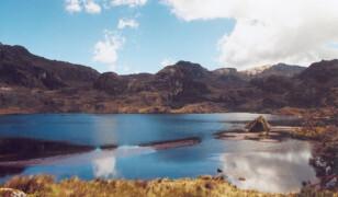 Park Narodowy El Cajas