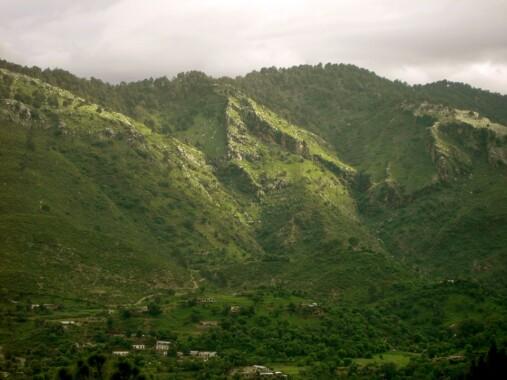 Park Narodowy Margalla Hill w Pakistanie