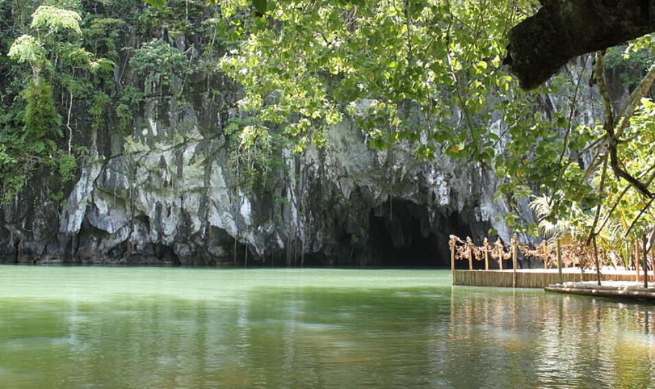 Podziemna Rzeka Puerto Princesa – Filipiny