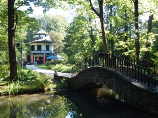 Park Pałacowy w Żywcu