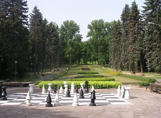 Park Zdrojowy w Polanicy-Zdroju