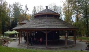 Park Zdrojowy w Rabce-Zdroju