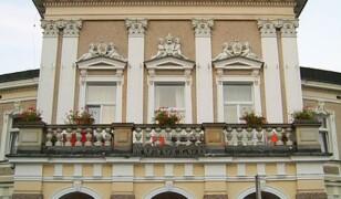 """Pijalnia Wód Mineralnych """"Wojciech"""" w Lądku-Zdroju"""