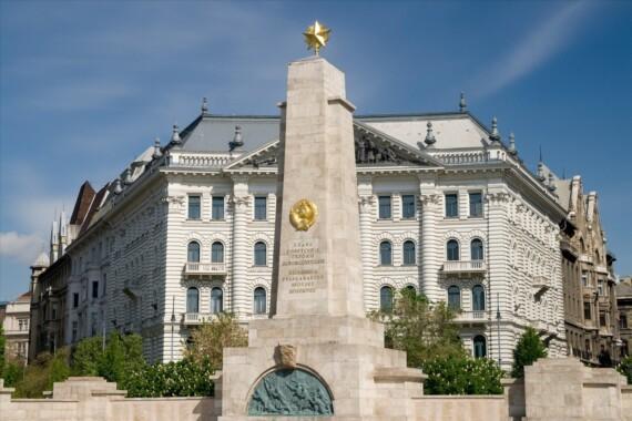Plac Wolności w Budapeszcie