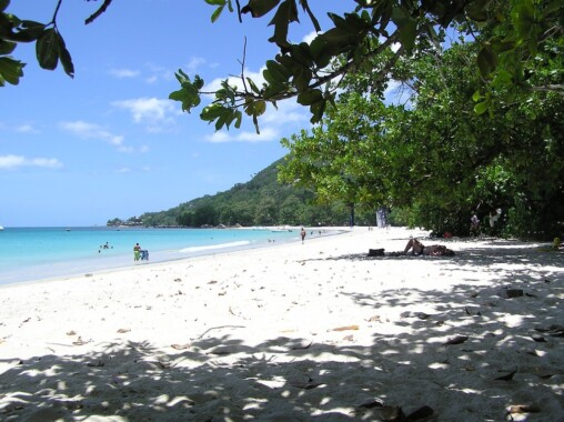 Plaża Beau Vallon