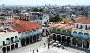 Stare Miasto w Hawanie