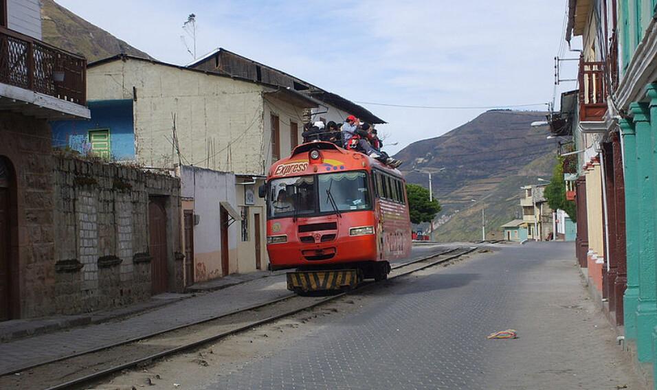 El Nariz del Diablo (Ekwador)