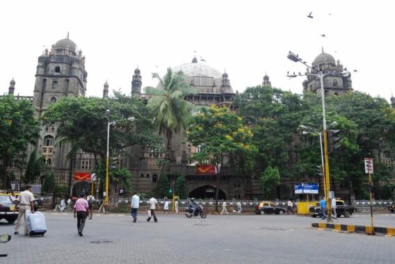 Budynek Poczty Głównej w Mumbaju