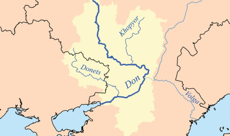 Rzeka Don