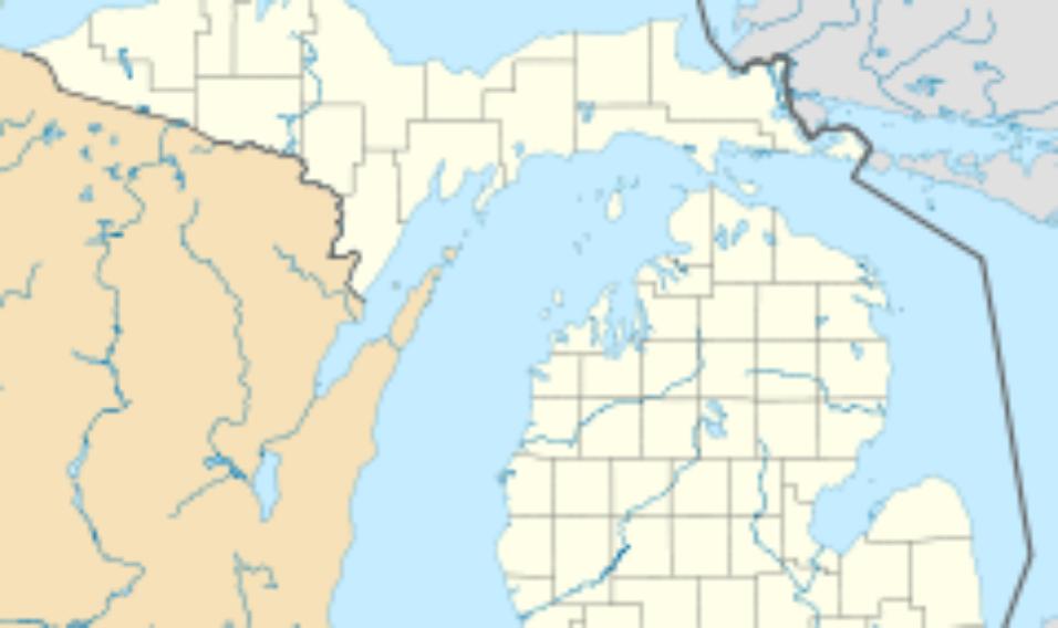 Jezioro Michigan